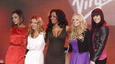 Spice Girls Reunion Tour -kiertueellaan vuonna 2007.