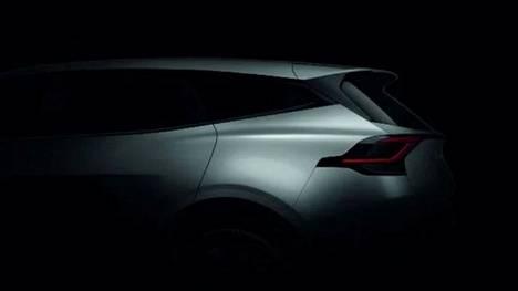 Kian tuleva uusi Sportage-malli on ennakkotietojen perusteella Euroopassa hiukan erilainen kuin muualla. Kiusoittelevaan tyyliin esimerkiksi mallin perästä valmistaja paljastaa nyt vain vähän.