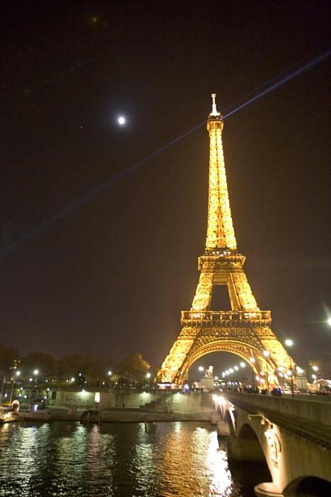 Pariisi on 12. kallein.