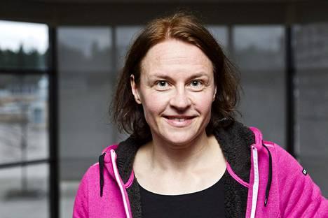 Riikka Välilästä tulee talviolympialaisten vanhin suomalainen naisosallistuja.