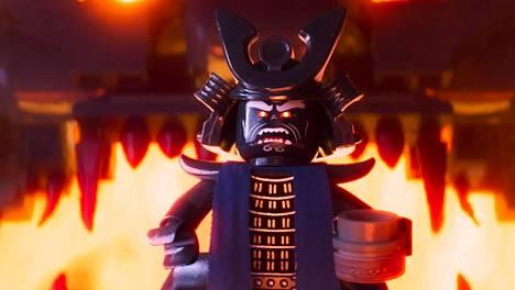 Lego Ninjago -elokuva ryydittää seikkailua muun muassa aasialaisten taistelulajielokuvien kliseillä.