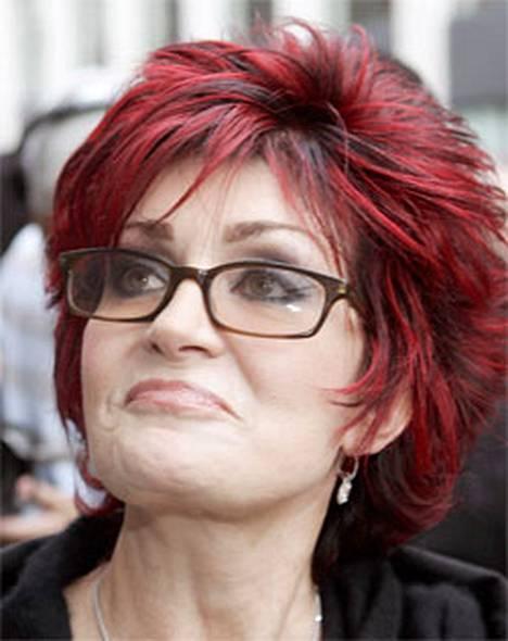Sharon Osbournen kostot ovat kammottavia.