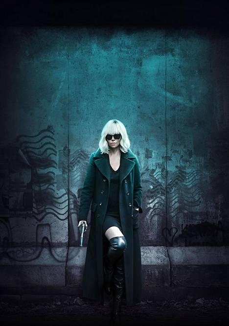 Charlize Theron on esitellyt taistelutaitojaan muun muassa Atomic Blonde -elokuvassa.