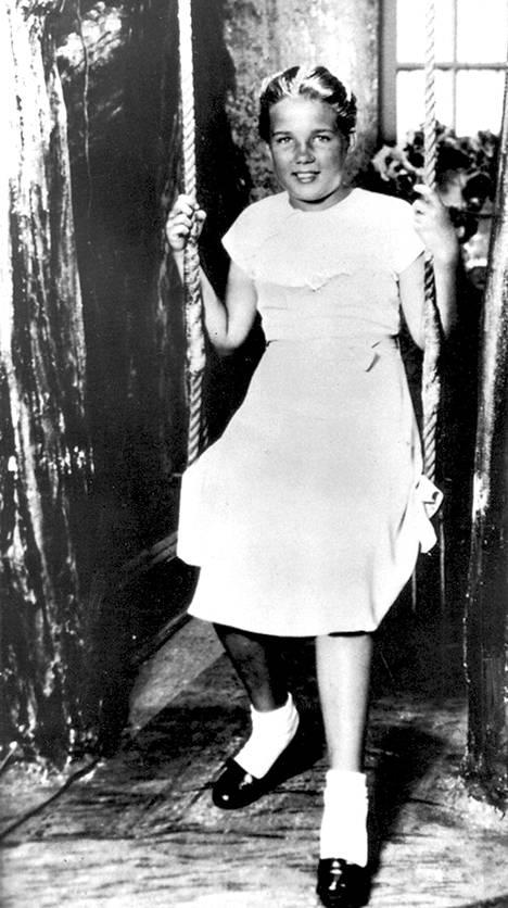 Tämä kuva Sally Hornerista löydettiin kaksikon majapaikasta Atlantic Citystä kun Sallyn katoamisesta oli kulunut 6 viikkoa. Yleisesti uskotaan, että kuvan on ottanut kidnappaaja Frank La Salle.
