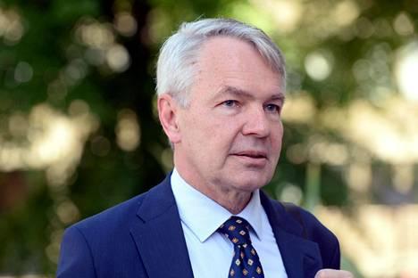 Ulkoministeri Pekka Haavistoa koskeva esitutkinta on saatu valmiiksi.