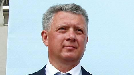 Dmitri Shljatin pahoitteli venäjän dopingskandaalia.