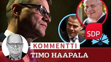 IS:n tietojen mukaan pääministeri Juha Sipilä oli Sdp:hen yhteydessä jo viime viikon loppupuolella.