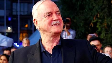 Cleese osallistui Sarajevon elokuvafestivaaleille elokuussa 2017.