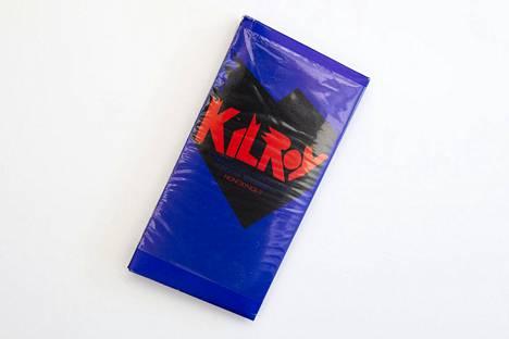 Kilroy – kondomi, jossa mukana nonoxynol-9. Myyntiin vuonna 1990.