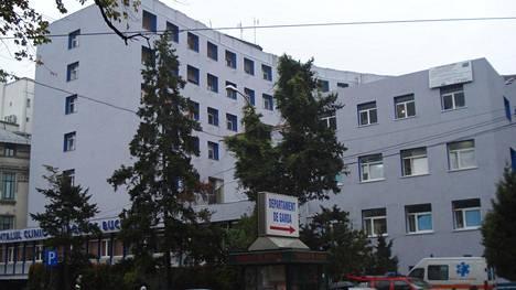 Floreascan sairaala Bukarestissa.