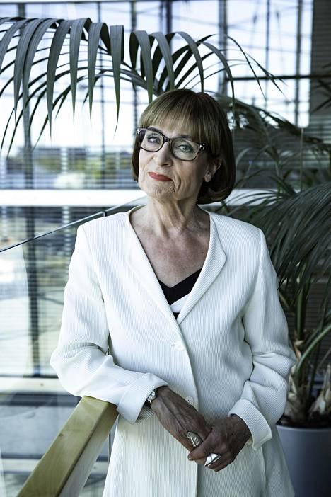 Eva Polttila ja Kari Toivonen olivat työkavereita yli 20 vuoden ajan.