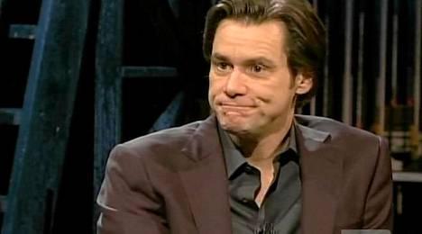 Jim Carrey vakavoitui, kun hän kertoi lapsuudestaan.