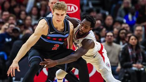 Chicago Bulls hävisi niukasti Los Angeles Clippersille NBA:ssa – Lauri Markkasen kolmosputki jatkuu