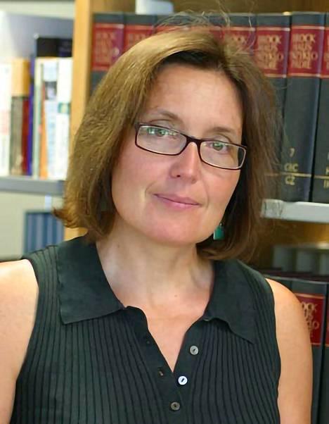 Biologi Suzanne Eaton työskenteli Saksassa Dresdenin yliopiston Max Planck -instituutissa.