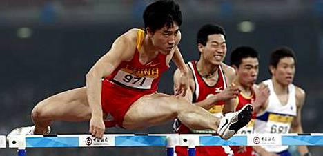 Liu Xiang tuskin juoksee MM-kisoissa.