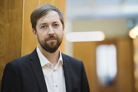 Pääekonomisti Mikael Kirkko-Jaakkola, Veronmaksajain keskusliitto.