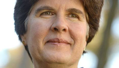 Susan Duinhoven on Sanoman uusi toimitusjohtaja.