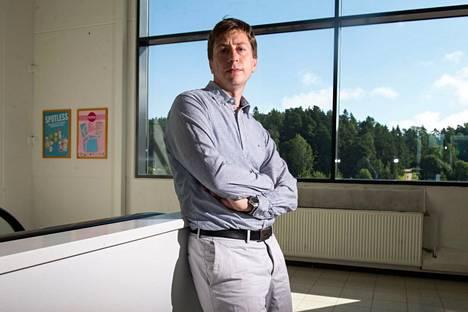 Sakari Puisto avasi perussuomalaisten puheenjohtajakisan ilmoittautumalla ehdokkaaksi kesäkuun lopulla.