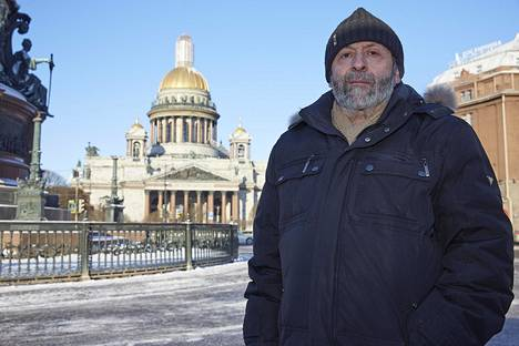 Pietarin lakiasäätävän kokouksen edustaja, Jabloko-puoluetta edustava Boris Vishnevski on joutunut Kremlin-mielisen median hyökkäyksen kohteeksi tavattuaan ulkoministeri Pekka Haaviston Pietarissa.
