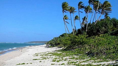 Tongalla rannat ovat puhtaat, hiekka valkoista kuin lumi ja meri kirkasta kuin mikä. Kuva: Madventures