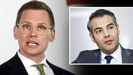 Sdp:n puoluesihteerin Antton Rönnholmin mukaan Hussein al-Taeen kirjoituksista keskusteltiin tämän kanssa viime viikolla.