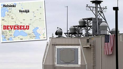 Romaniassa tänään toimintansa aloittava sotilasliitto Naton torjuntaohjustukikohta sijaitsee Deveselussa.