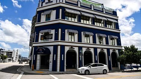 Centner Academy -yksityiskoulu sijaitsee Miamin maailmankuululla Design District -alueella.