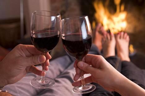 Ennen viini kuului Essin ja hänen miehensä arkipäiviinkin.