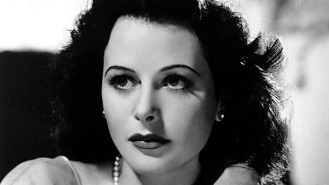 Hedy Lamarrin luovuus ulottui monille aloille.