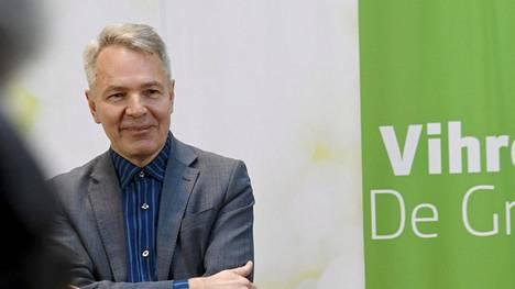 Pekka Haavisto valittiin vihreiden puheenjohtajaksi marraskuun alussa juuri ennen Ylen kyselyn toteuttamista.