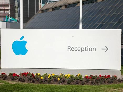 Applen kampusta Irlannin Holyhillissä.