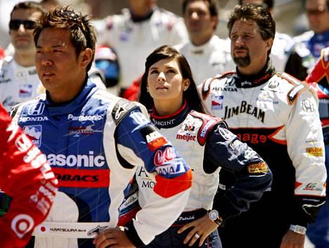 Indy 500 -kisassa vuonna 2006.