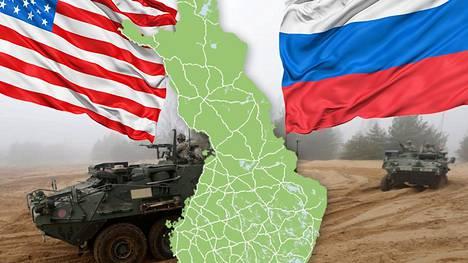 Tutkijan mukaan harjoituksessa on kyse Yhdysvaltojen nokittelusta Venäjälle. Taustalla on hänen mukaansa Ukrainan kriisi.