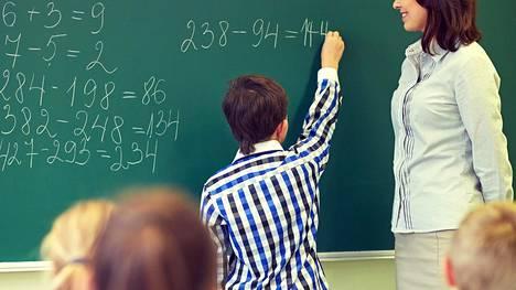 Ajastus on tärkein, toteavat opettajat. Kuvituskuva.