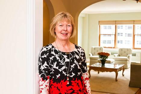 Helena Koivisto on Suomen ja Yhdysvaltojen kaksoiskansalainen ja saa äänestää vaaleissa.