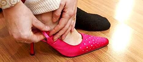 Hanki kengät, jotka tuntuvat mukavilta heti ensimmäisestä sovituskerrasta lähtien.