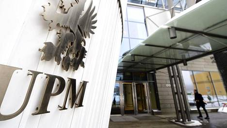 UPM kertoi kasvattaneensa liikevaihtoa keväällä.