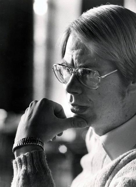 Jaakko Laakso vuonna 1980.
