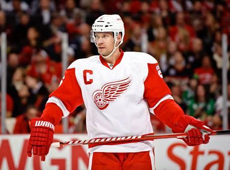 Nicklas Lidström on NHL:n kaikkien aikojen eurooppalaispakki.