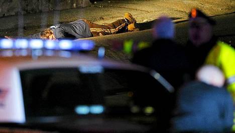 Poliisi otti kiinni miehen Watertownissa epäiltynä ammuskelusta MIT-yliopiston alueella.