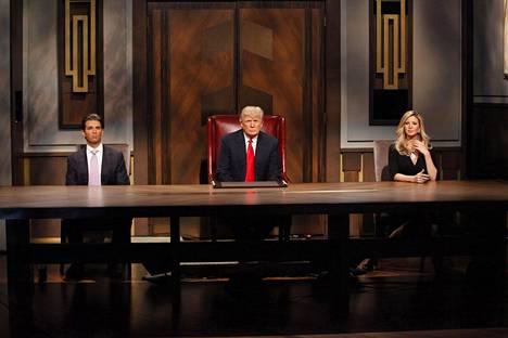 Diili-ohjelma teki Trumpin tunnetuksi tavallisille amerikkalaisille.