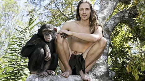 Kody Antle nauttii eläinten seurasta.