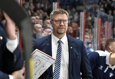 Jukka Jalosen Leijonien hyökkäyspelaaminen turnauksessa jäi turhan jaksottaiseksi.