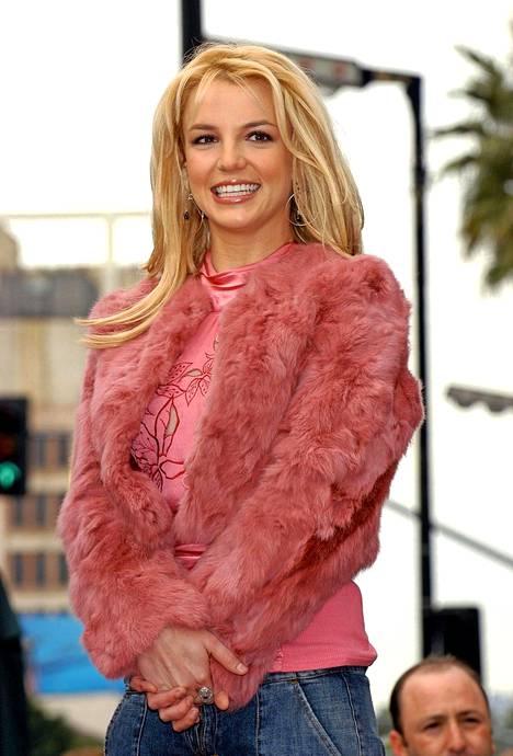 Britney Spears vuonna 2003.