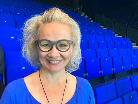 Pauliina Ahokas aloitti Tampere-talon toimitusjohtajana vuonna 2012.