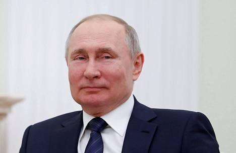 Venäjän presidentti Vladimir Putin otti torstaina kantaa koronatilanteeseen.