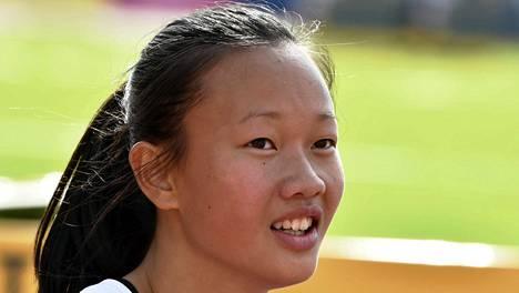 Saara Keskitalo aitoi välieriin alle 20-vuotiaiden MM-kisoissa
