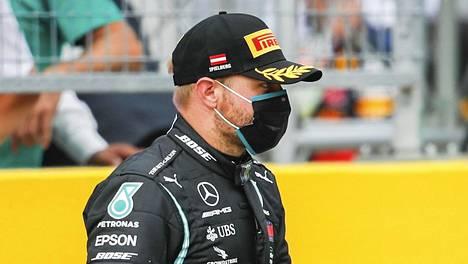 Bottas ajoi kakkoseksi kauden toisessa osakilpailussa Itävallassa ja johtaa MM-sarjaa kahden osakilpailun jälkeen.
