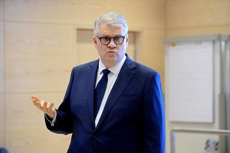 Jussi Pesonen on toiminut UPM:n toimitusjohtajana vuodesta 2004.