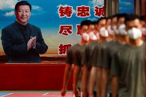 Kiinan koronatilanne on helpottamassa.